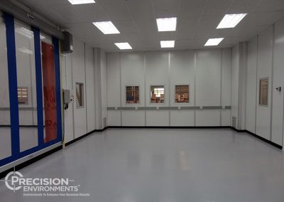CMM Enclosure Design