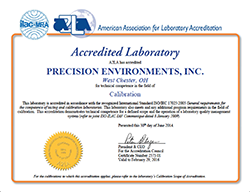 Laboratory Certification Services