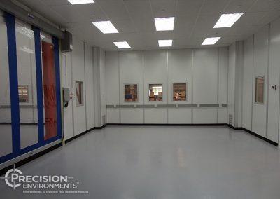 CMM Room Design
