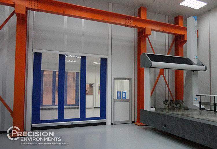 CMM Room Design | Precision Environments Inc