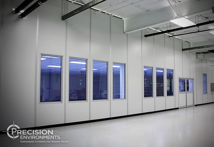 Modular Cleanrooms - Precision Environments, Inc.