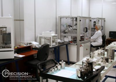 Mass Lab Design