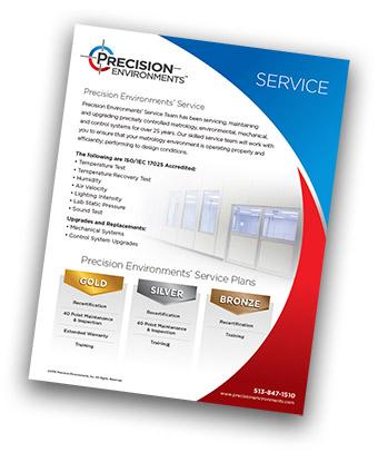 Laboratory Service Brochure