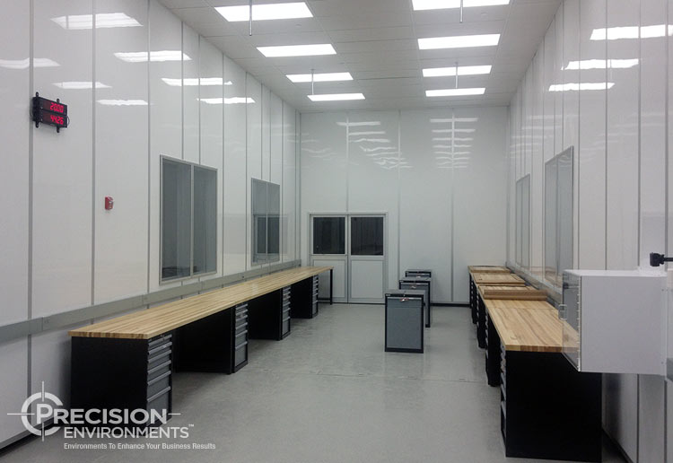 calibration laboratory design