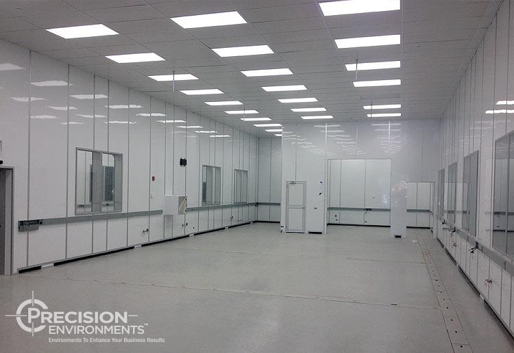 calibration laboratory design
