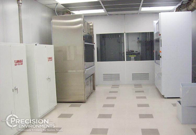 Nano Lab Design and Construction
