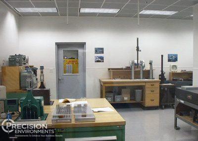 Metrology Laboratory design