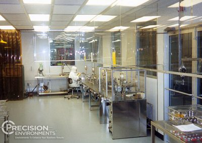 Metrology Laboratory design